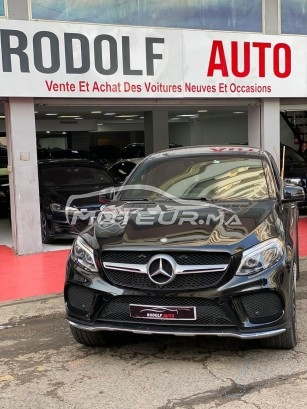 Voiture au Maroc MERCEDES Gle 350d 4matic pack amg - 304702