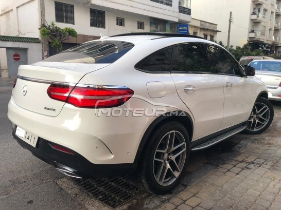 MERCEDES Gle 4matic pack amg occasion 739399