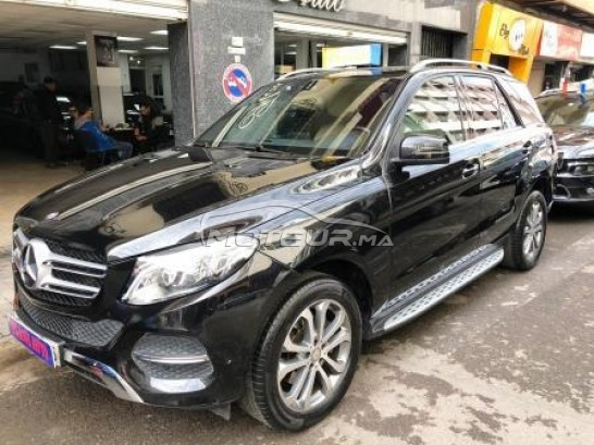 MERCEDES Gle 350d occasion 653603