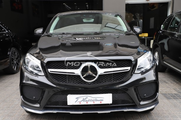 MERCEDES Gle coupe 350d 4matic occasion