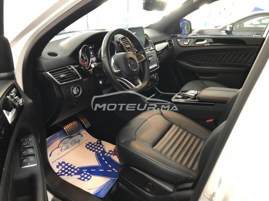 MERCEDES Gle coupe 350d 4matic pack black occasion 833840