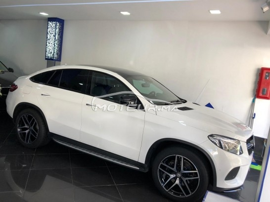 MERCEDES Gle coupe 350d 4matic pack black occasion 833844