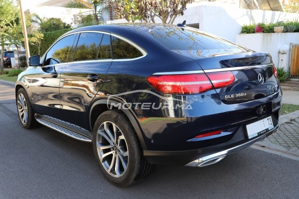 MERCEDES Gle coupe 350d occasion
