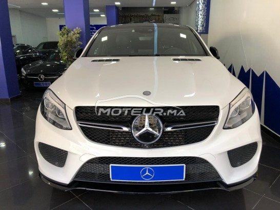 MERCEDES Gle coupe 350d 4matic pack black occasion