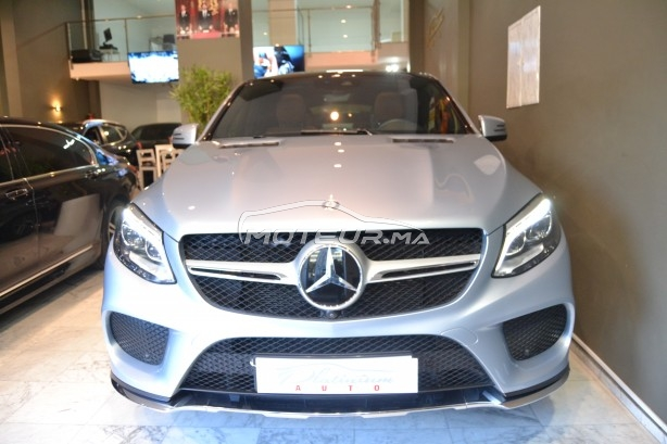 Voiture au Maroc MERCEDES Gle coupe 400 pack amg - 306104