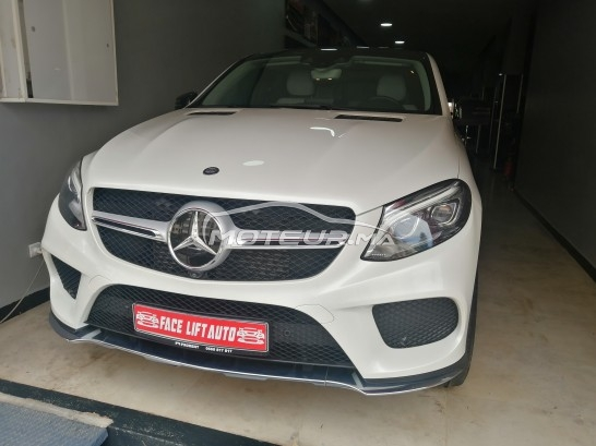 MERCEDES Gle coupe 4matic مستعملة