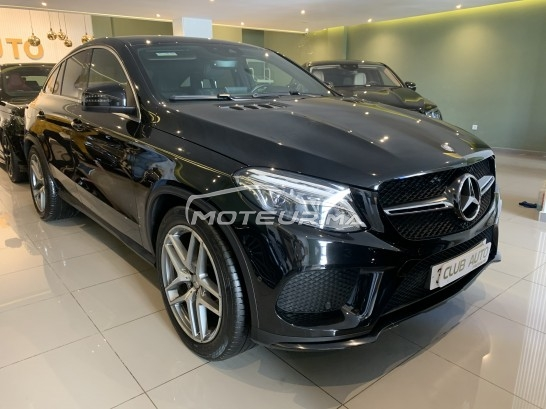 MERCEDES Gle coupe 350 d amg occasion