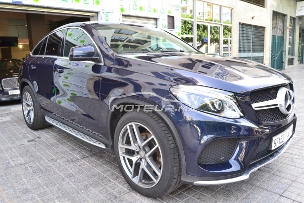 MERCEDES Gle coupe 350d 4 matic مستعملة