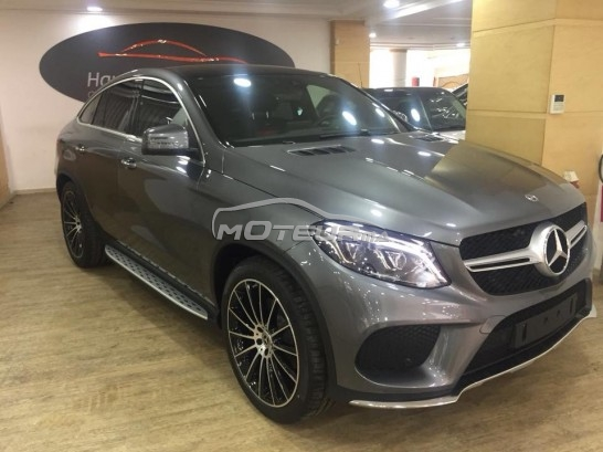 Voiture au Maroc MERCEDES Gle coupe 350 pack amg - 208459