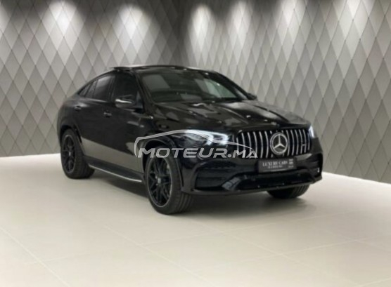 MERCEDES Gle coupe 63 amg occasion