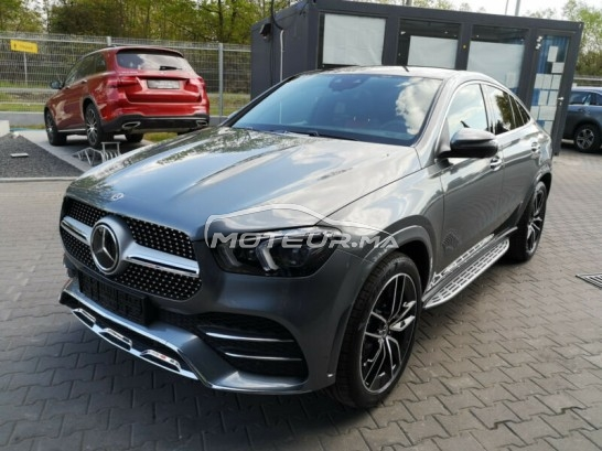 MERCEDES Gle coupe 400 cdi new models coupé occasion