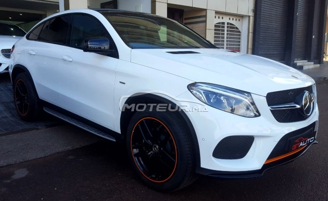 MERCEDES Gle coupe 350 pack amg orange art édition occasion 675719