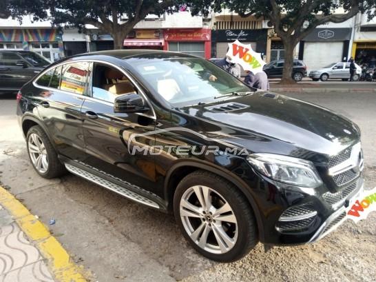 Voiture Mercedes benz Gle coupe 2018 à casablanca  Diesel