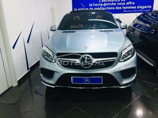 MERCEDES Gle coupe 400 4matic pack amg line occasion 641877
