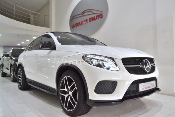 MERCEDES Gle coupe Pack amg مستعملة