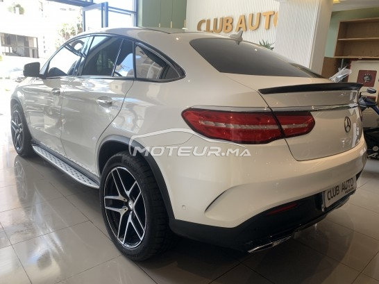 MERCEDES Gle coupe 350 d pack amg occasion