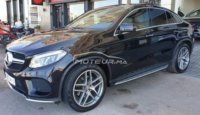 MERCEDES Gle coupe 350d pack amg مستعملة