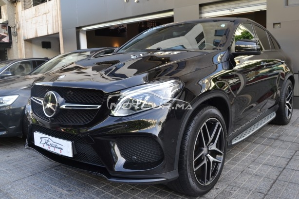 MERCEDES Gle coupe 350d مستعملة