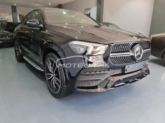 MERCEDES Gle coupe 350d pack amg occasion 1133317