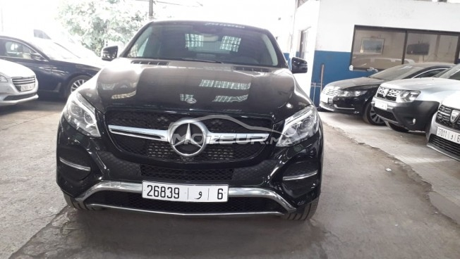 MERCEDES Gle coupe 350d 258 4matic 9g-tronic مستعملة