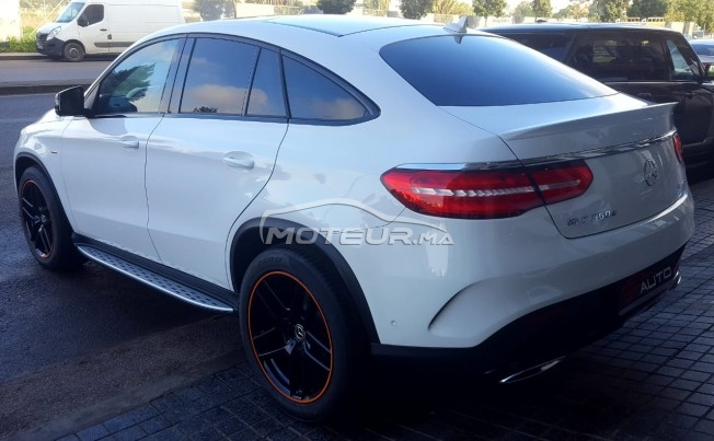 MERCEDES Gle coupe 350 pack amg orange art édition occasion 675695