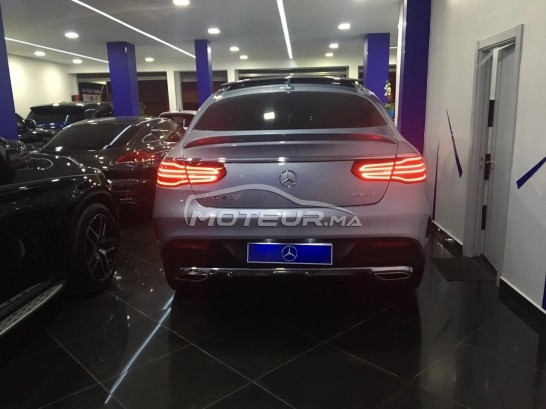 MERCEDES Gle coupe 400 4matic pack amg line occasion 641875