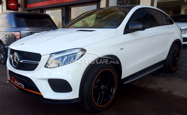 MERCEDES Gle coupe 350 pack amg orange art édition مستعملة