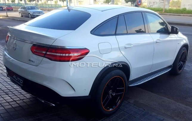 MERCEDES Gle coupe 350 pack amg orange art édition occasion 675718