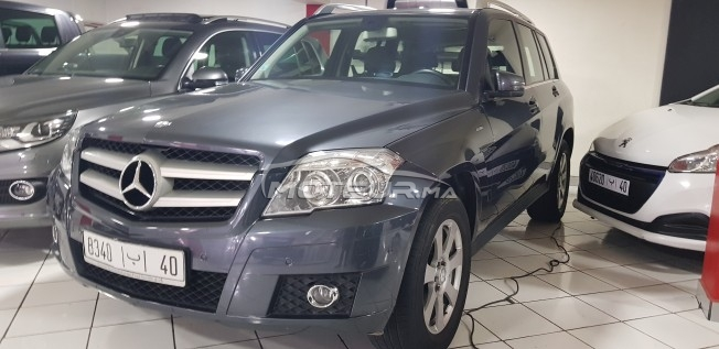 سيارة في المغرب MERCEDES Glk 220 cdi blue efficiency - 261773