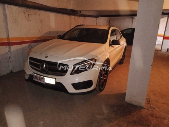 MERCEDES Gla 200 cdi amg line 7g-dct occasion