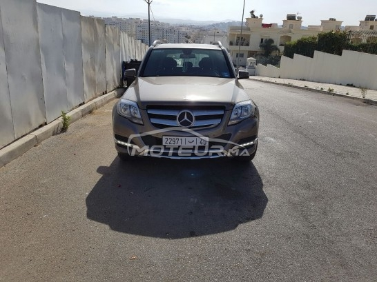 سيارة في المغرب مرسيدس بنز جلك - 231640