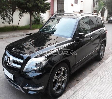 MERCEDES Glk 4matic occasion 602298