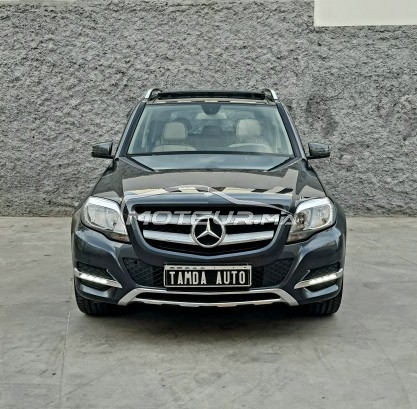 MERCEDES Glk 220 cdi 4matic مستعملة