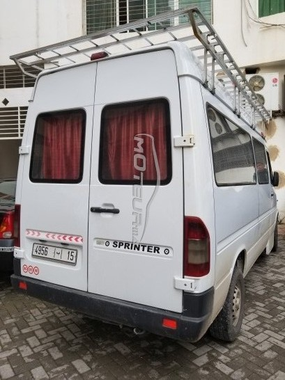 mercedes sprinter occasion fes maroc annonces voitures. Black Bedroom Furniture Sets. Home Design Ideas