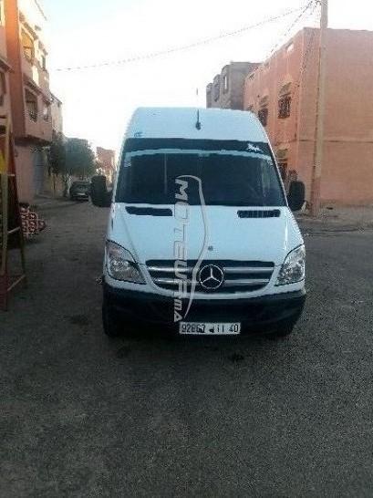 سيارة في المغرب مرسيدس بنز سبرينتير - 186271