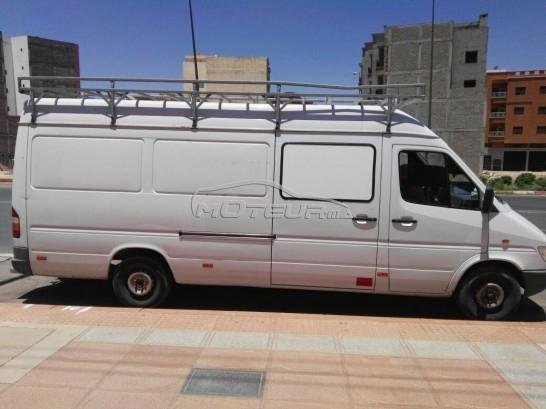 سيارة في المغرب مرسيدس بنز سبرينتير 312d - 179746