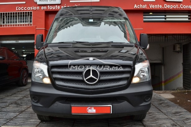 MERCEDES Sprinter occasion