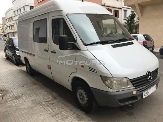 Voiture au Maroc MERCEDES Sprinter 2.2 - 160027