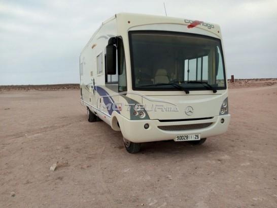 سيارة في المغرب MERCEDES Sprinter 616 camping-car carthago - 222562