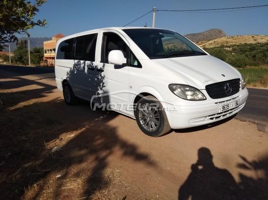 سيارة في المغرب MERCEDES Vito 111 cdi - 240349