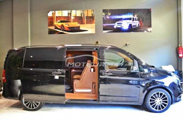 MERCEDES Vito 114. vip exclusive مستعملة