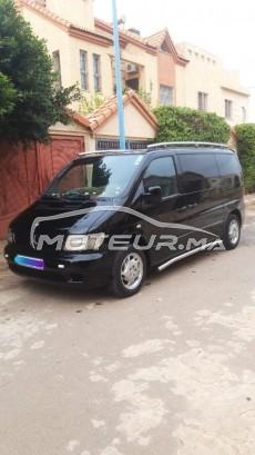 Voiture Mercedes benz Vito 2000 à beni-mellal  Diesel  - 9 chevaux