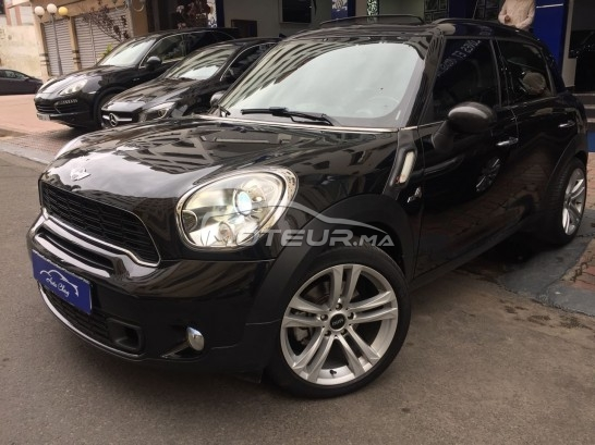 MINI Countryman Sd cooper s مستعملة