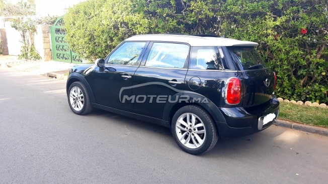 MINI Countryman 2.0d مستعملة