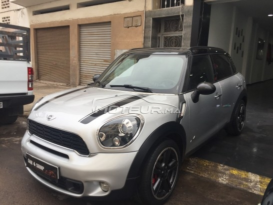 MINI Countryman Sd مستعملة