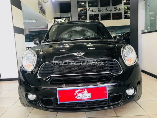 MINI Countryman Cooper sd all4 مستعملة