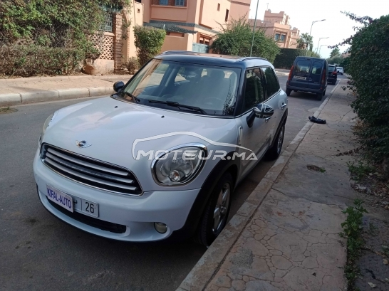 MINI Countryman One d pack occasion