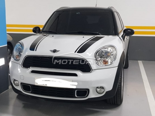 MINI Countryman S sport / all drive 4x4 مستعملة