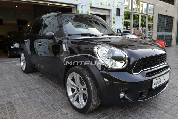 MINI Countryman Cooper sd مستعملة