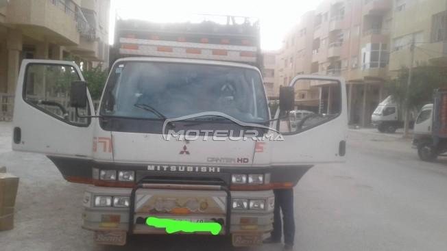 شاحنة في المغرب MITSUBISHI Canter hd - 278089
